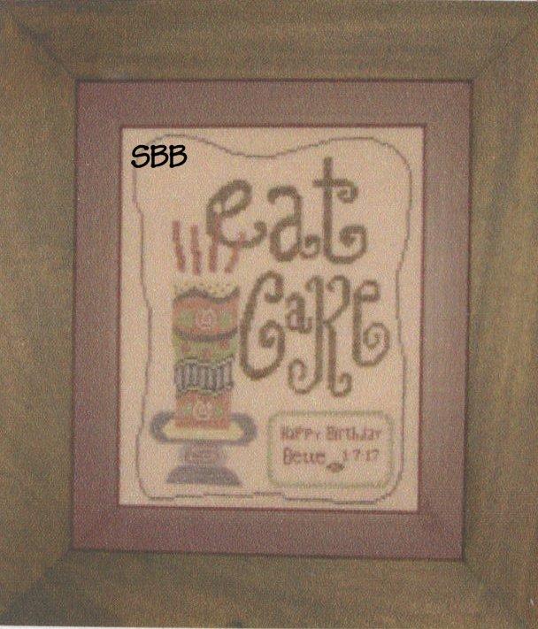 Ewe & Eye & Friends  Eat Cake