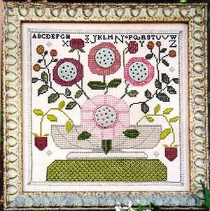 Ewe & Eye & Friends Fanciful Blooms