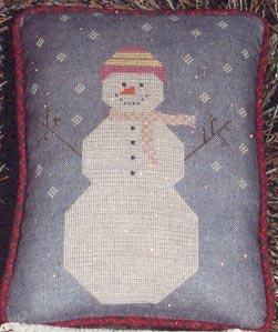 Ewe & Eye & Friends Mr. Snowman