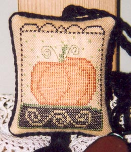 Ewe & Eye & Friends Peter Pumpkin Scissor Companion