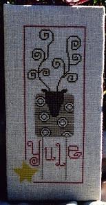 Ewe & Eye & Friends Reindeer Yule