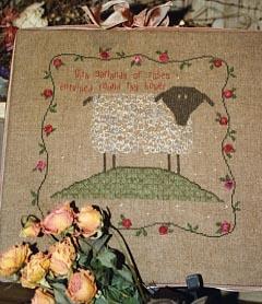 Ewe & Eye & Friends Rosehill Sheep
