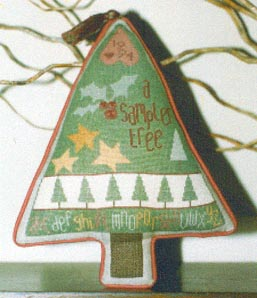 Ewe & Eye & Friends Sampler Tree