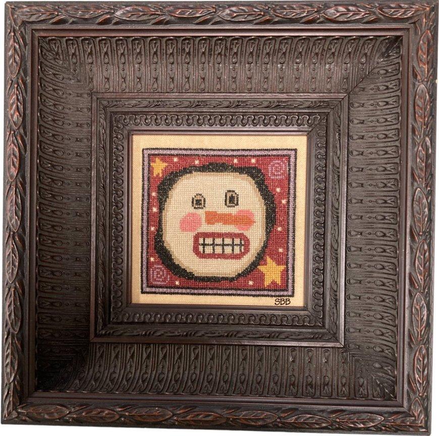 Ewe & Eye & Friends Scary Snowball
