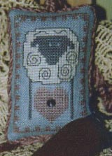Ewe & Eye & Friends Sheep Scissor Companion