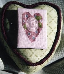 Ewe & Eye & Friends Small Heart