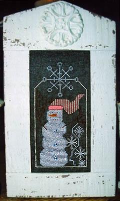 Ewe & Eye & Friends Snowflake Man