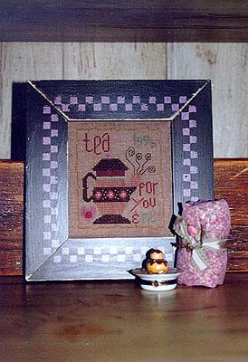 Ewe & Eye & Friends Tea For Two