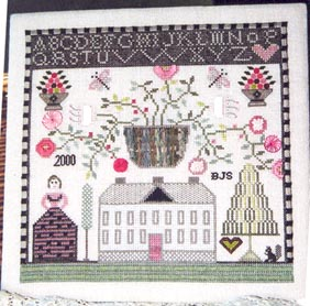 Ewe & Eye & Friends The Teaching Sampler