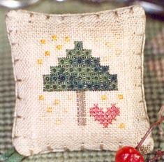 Ewe & Eye & Friends Tree Scissor Companion