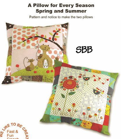 14 Days A Week A Pillow For Every Season ~ Spring & Summer