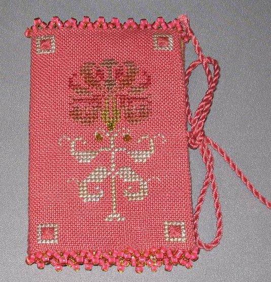 Fern Ridge Collections Autumn Etui Needle Book