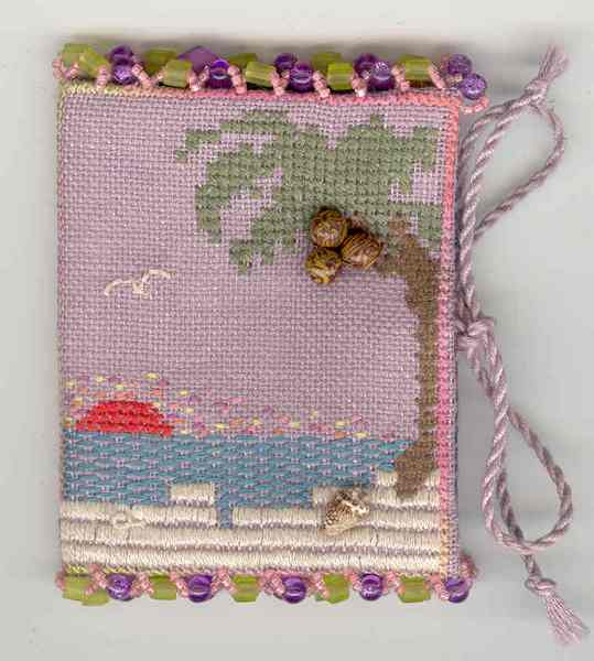 Fern Ridge Collections Balmy Beach Needle Book