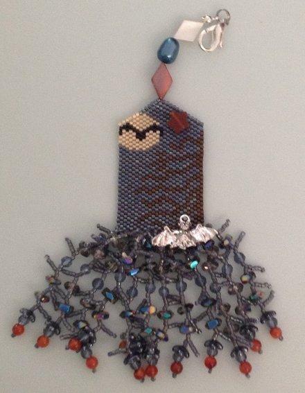 Fern Ridge Collections Bats All Folks! Fob