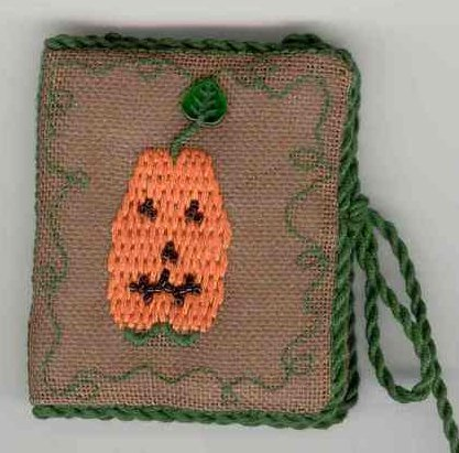 Fern Ridge Collections Boo Y'all Needle Book