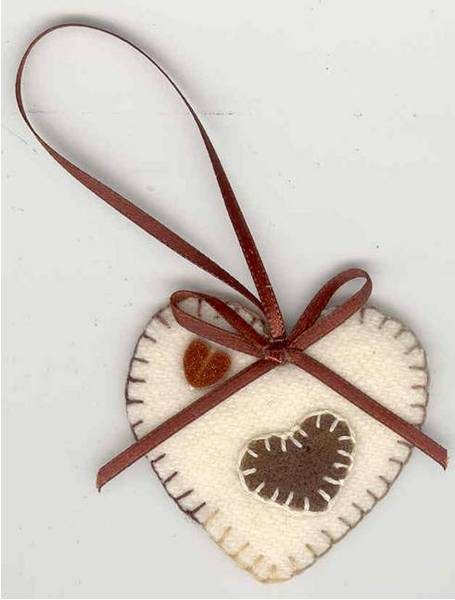 Fern Ridge Collections Chocolate Covered Hearts Fob