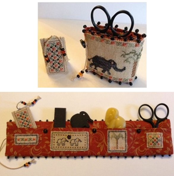 Fern Ridge Collections Elephants Walk Needle Roll