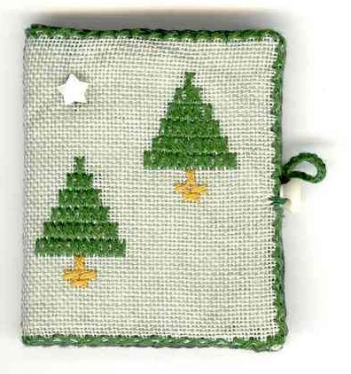 Fern Ridge Collections Evergreen Needle Book