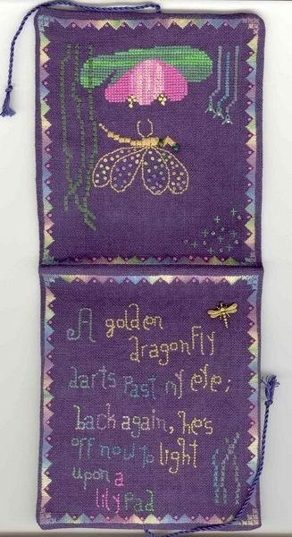 Fern Ridge Collections Golden Darner Needle Book