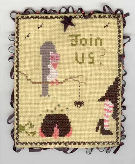 Fern Ridge Collections Join Us! Stitchers Pocket