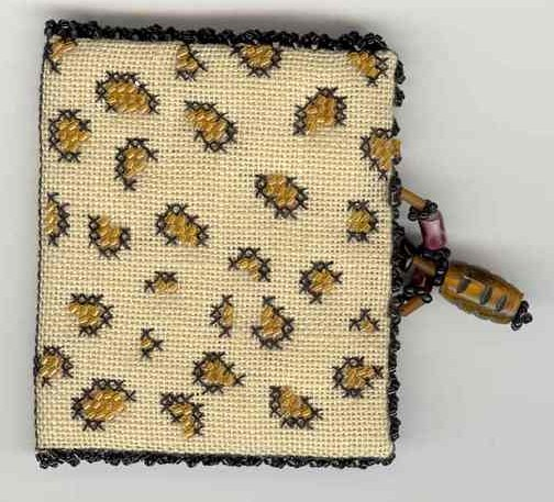 Fern Ridge Collections L Is For Leopard Needle Book