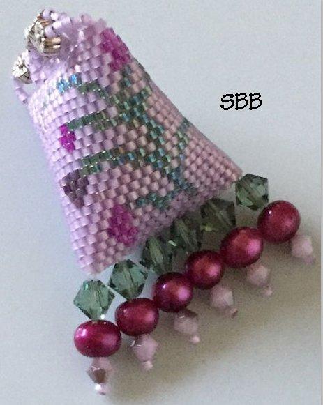 Fern Ridge Collections La La Lavender Bead Bug