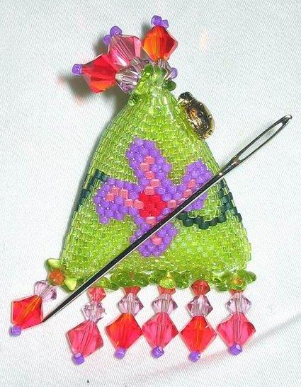 Fern Ridge Collections Nature's Windmill Bead Bug