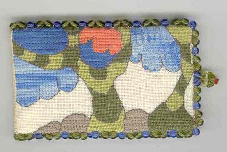 Fern Ridge Collections Sew Deco Needle Book