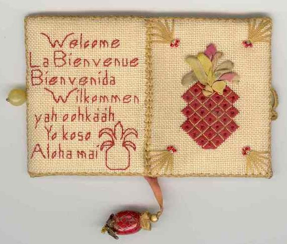 Fern Ridge Collections Welcome To Our World Needle Book