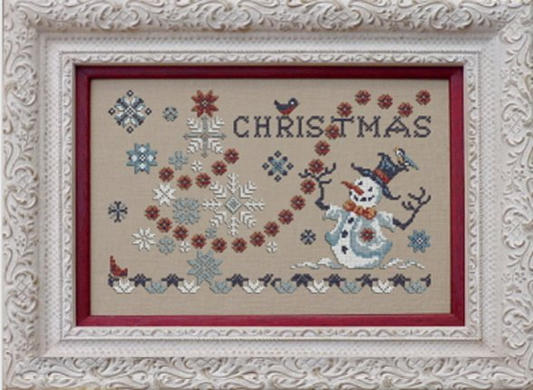 Filigram A105 Christmas & Snowflakes