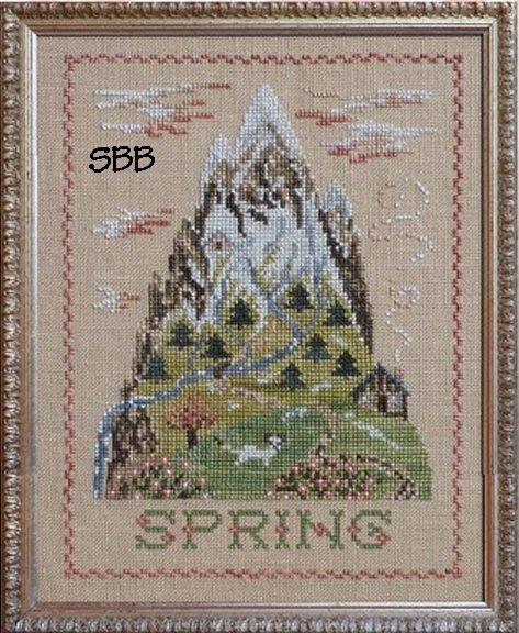 Filigram A110 Spring Mountain