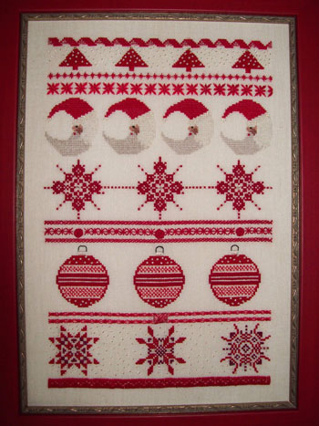 Firecracker Designs Christmas In Red