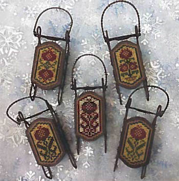 Foxwood Crossings  Pomegranate Sleds