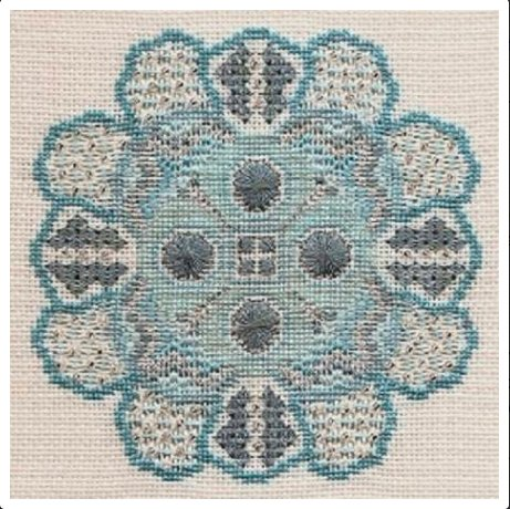 Freda's Fancy Stitching Flower Power 2