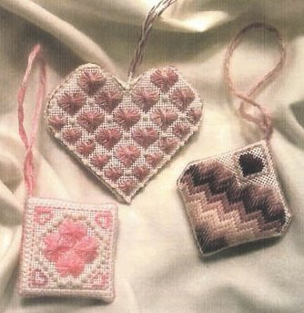 Freda's Fancy Stitching It's All About The Hearts