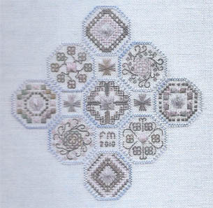 Freda's Fancy Stitching More Variations