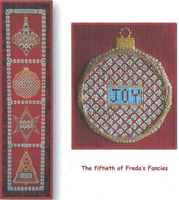 Freda's Fancy Stitching Trimmings 2