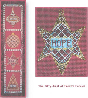 Freda's Fancy Stitching Trimmings 3