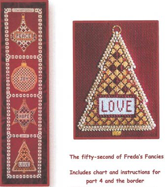 Freda's Fancy Stitching Trimmings 4