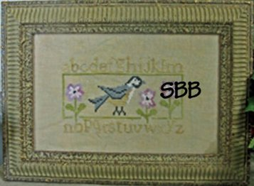 From The Heart Bird Series ~ Chickadee Sampler