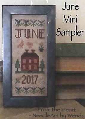 From The Heart June Mini Sampler