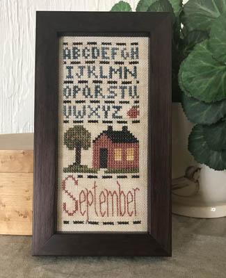 From The Heart September Mini Sampler