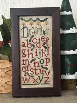 From The Heart December Mini Sampler