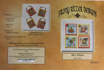 Frony Ritter Designs Bee Minis