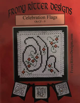 Frony Ritter Designs Celebration Flags ~ Oh