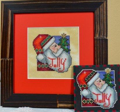 Frony Ritter Designs Jolly Santa