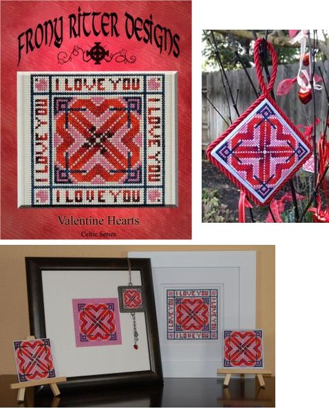 Frony Ritter Designs Valentine Hearts