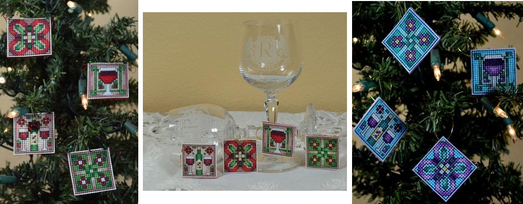 Frony Ritter Designs Wine Charms Kit