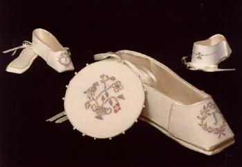 Gentle Pursuit Designs Dolley's Slipper