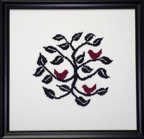 Clearance Handblessings Red Birds